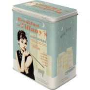 Cutie metalica L Breakfast at Tiffany's Blue