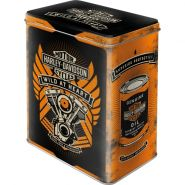 Cutie metalica L Harley-Davidson Wild at Heart