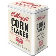Cutie metalica L Kellogg's Corn Flakes - The Original