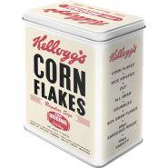 Cutie metalica L Kellogg's Corn Flakes - The Original