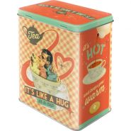 Cutie metalica L Tea It's like a hug in a cup