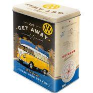Cutie metalica L VW Bulli - Let's Get Away