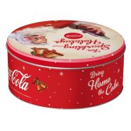 Cutie metalica Rotunda Coca-Cola For Sparkling Holidays