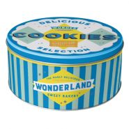 Cutie metalica Rotunda Wonder Cookies