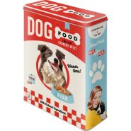 Cutie metalica XL Dog Food