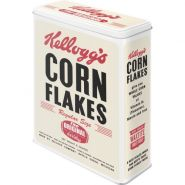 Cutie metalica XL Kellogg's Corn Flakes - The Original