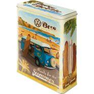 Cutie metalica XL VW Bulli, Beetle-Ready for the Summer