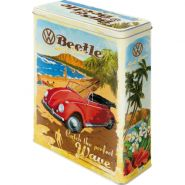 Cutie metalica XL VW Bulli, Beetle-Ready for the Summer
