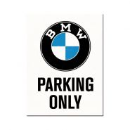 Magnet BMW - Parking Only