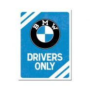 Magnet BMW Only Blue