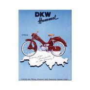 Magnet DKW Hummel