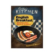 Magnet English Breakfast