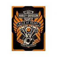 Magnet Harley-Davidson - Wild At Heart