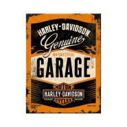 Magnet Harley-Davidson Garage