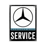 Magnet Mercedes-Benz Service