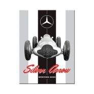 Magnet Mercedes-Benz Silver Arrow