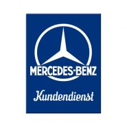 Magnet Mergedes-Benz Customer Service