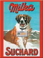 Magnet Saint-Bernard