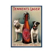 Magnet Tennent's lager