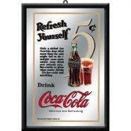 Oglinda Coca-Cola 5 Cent
