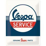 Placa 30x40 Vespa - Service