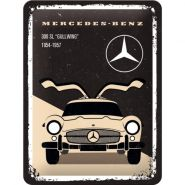 Placa metalica 15x20 Mercedes-Benz SL 300
