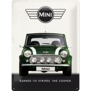 Placa metalica 30X40 Mini - Cooper Green