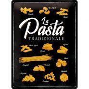 Placa metalica 30x40 Pasta