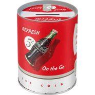 Pusculita Coca-Cola - Automat