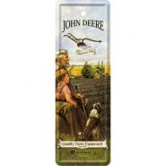 Semn de carte metalic John Deere Grandfather
