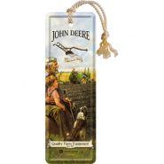 Semn de carte metalic John Deere Grandfather