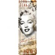 Semn de carte metalic Marilyn Monroe