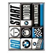 Set magneti BMW Motor
