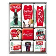 Set magneti Coca-Cola-Diner