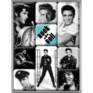 Set magneti Elvis - Rock and Roll