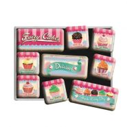 Set magneti Fairy Cakes