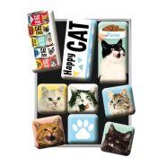 Set magneti Happy Cats