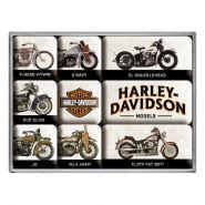 Set magneti Harley-Davidson Models