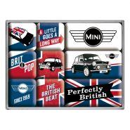 Set magneti Mini-Union Jack