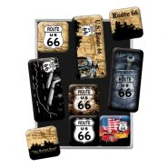 Set Magneti Route 66