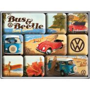 Set magneti VW - Beach