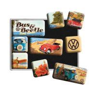 Set magneti VW - Beach