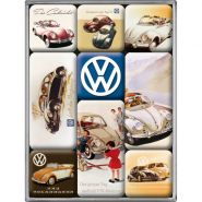 Set magneti VW - Volkswagen