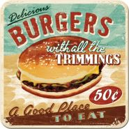 Suport pahar Burgers