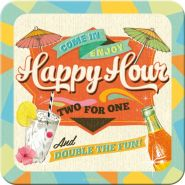 Suport pahar Happy Hour