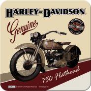Suport pahar Harley-Davidson Flathead