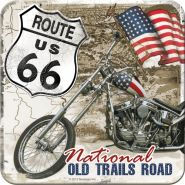 Suport pahar Route 66 Desert Old Trails Road
