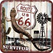Suport pahar Route 66 Desert Survivor