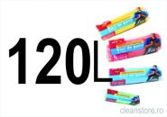 Saci menajeri OTI , 120L 10 buc/rola Promo HDPE