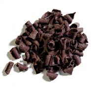 Bucle Ciocolata Neagra (Blossoms Dark) Barry Callebaut 1 Kg